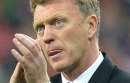 """""""Tội đồ"""" Man Utd - David Moyes tự tin sắp thoát cảnh thất nghiệp"""