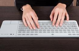 """Độc đáo bàn phím """"giấy điện tử"""" của Jaasta"""
