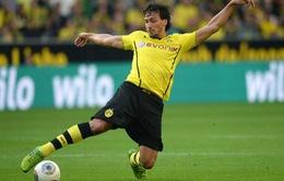 """Từ chối Man Utd, Hummels tuyên bố """"bám rễ"""" ở Dortmund"""