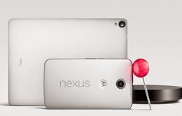 Google chính thức ra mắt Nexus 6