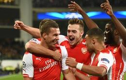 """Arsenal ngược dòng nghẹt thở, """"Ngài Giáo sư"""" hết lời ca ngợi học trò"""