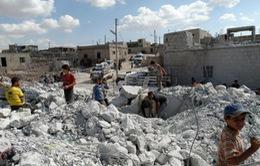 Mỹ không kích Syria: Ít nhất 70 tay súng IS thiệt mạng