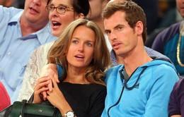 Andy Murray sẽ cưới vợ vào năm sau