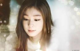 """""""Nữ hoàng sân băng"""" Kim Yuna xinh đẹp rạng ngời trong quảng cáo mới"""
