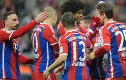 Bayern Munich 2-0 Freiburg: Nới rộng khoảng cách