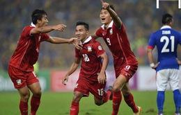 Malaysia gục ngã trong 10 phút cuối, Thái Lan đăng quang AFF Cup 2014