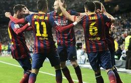 Iniesta bảo vệ Barcelona bất chấp lệnh cấm chuyển nhượng