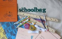 """""""The schoolbag"""" tiếp bước cho em tới trường"""