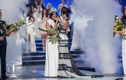 Người đẹp Ấn Độ đăng quang Hoa hậu Siêu quốc gia 2014