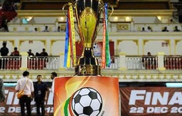 Sáng 18/11 bắt đầu bán vé xem AFF Cup 2014