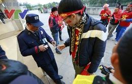 """AFF Cup: An ninh được đảm bảo trước giờ """"đại chiến"""" Việt Nam - Malaysia"""