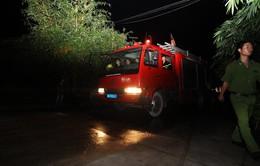 Cháy lớn ở Hưng Yên, các tỉnh chi viện xe cứu hỏa