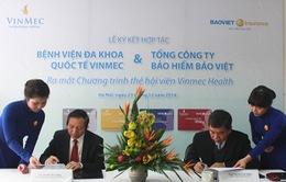 """""""Vinmec Health"""" - dịch vụ y tế cao cấp, chi phí hợp lý"""