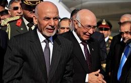 Tổng thống Afghanistan thăm Pakistan