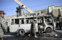 Afghanistan: Đánh bom một trường học của Pháp