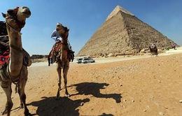 Ngành du lịch Ai Cập phục hồi mạnh mẽ sau chính biến