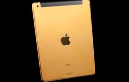 iPad Air 2 sẽ có phiên bản màu vàng?