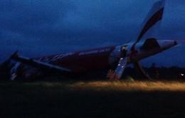 Máy bay của hãng AirAsia tiếp tục gặp sự cố
