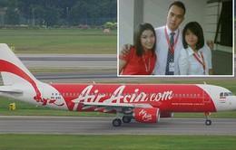 Những gương mặt trên chuyến bay AirAsia mất tích