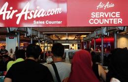 Máy bay AirAsia mất tích: Gia đình 5 người thoát nạn
