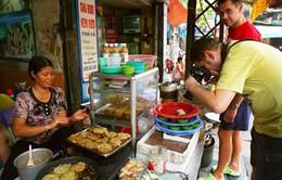 Khai trương tuyến phố ẩm thực Hàng Buồm - Hà Nội