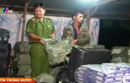 An Giang: Tình hình buôn lậu phức tạp dịp giáp Tết
