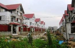Dự án An Hưng: Nhà tiền tỷ, 2 năm vẫn chưa có đường vào