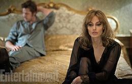 Dự án phim mới của Jolie Pitt tiết lộ hình ảnh đầu tiên