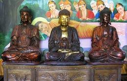 Nhức nhối nạn mất cắp cổ vật ở đình chùa