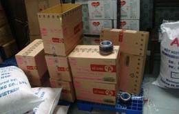 Bình Định bắt giữ hơn 7 tấn bột ngọt, bột nêm giả