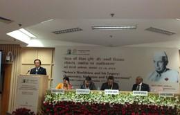 Đoàn Đảng Cộng sản Việt Nam dự hội thảo quốc tế tại Ấn Độ