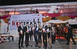 Vietnam's Next Top Model: Top 7 trải nghiệm du thuyền 5 sao
