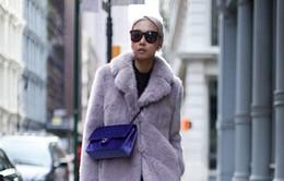 Những mẫu áo khoác giúp bạn khẳng định cá tính mùa Giáng sinh