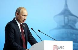 Nga coi hợp tác với châu Á-Thái Bình Dương là ưu tiên chiến lược