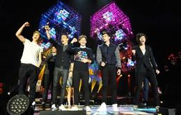 One Direction càn quét lễ trao giải EMA 2014
