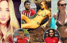"""Man Utd thống trị dàn WAG """"tân binh"""" xinh lung linh của Premier League (P2)"""
