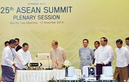 Khai mạc Hội nghị cấp cao ASEAN 25