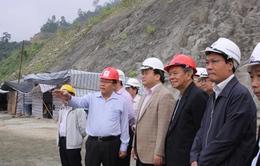 Dự án thủy điện Sơn La - Lai Châu bám sát mục tiêu