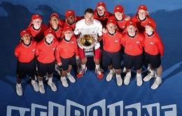 Australian Open tăng 10% tiền thưởng vào năm tới