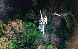 Mỹ: Trực thăng phát nổ sau va chạm, 3 người thiệt mạng