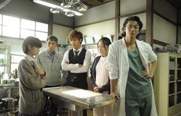 Dự án phim truyền hình Nhật Bản trên VTV