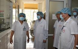Lập 4 đội đáp ứng nhanh phòng chống dịch bệnh Ebola trên toàn quốc
