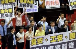 Đài Loan tăng mức phạt vi phạm vệ sinh an toàn thực phẩm