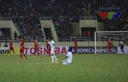 ĐT Indonesia gỡ hòa 1-1 sau sai lầm hàng thủ ĐTVN