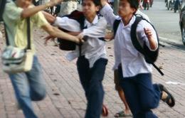 Hà Nội: Gia tăng học sinh bị bạo lực học đường