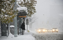Mỹ hứng chịu thời tiết cực đoan nhất trong 40 năm qua