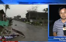 Cơn bão mạnh nhất trong năm tàn phá Philippines
