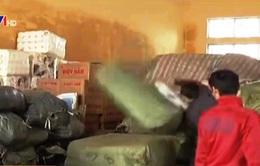 Bắc Ninh: Phát hiện 2 container chở hàng lậu