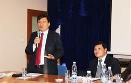 Tăng cường hoạt động Hội người Việt Nam tại Cộng hòa Czech
