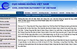 5 cán bộ quản lý bay bị đình chỉ công tác trong sự cố sân bay Tân Sơn Nhất